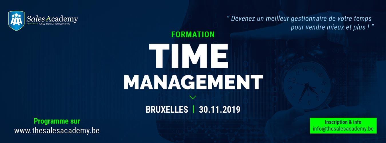 Time Management Pour Commerciaux